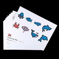 Craft Yourself Silly Applique Paper Templates - 8 x Characters-145027