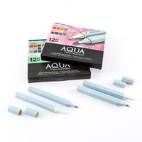 Spectrum Aqua Pens x 24 - Floral and Nature-145119