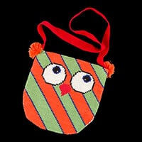 Permin Owl Bag Aida Cross Stitch Kit-146523
