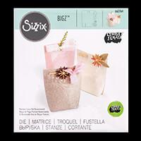Sizzix® Bigz™ Die - Floral Gift Box-146826