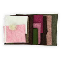 Quilting Antics, Buzzing in the Foxgloves Wall Hanging Kit - Fini-149908