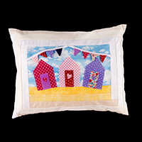 Daisy & Grace Beach Hut Cushion Kit-150350