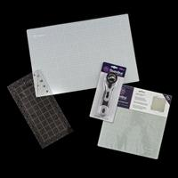 Threaders Quilting Starter Kit (3PC) & Rotating Cutting Mat-150798