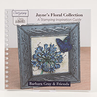 Clarity ii Book: Jayne's Floral Collection - A Stamping Inspirati-152000
