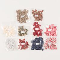Craft Buddy 100 Festive Bows-155412
