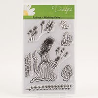 Daisy's Wishing Fairy A6 Stamp Set - 7 Stamps in total-157204