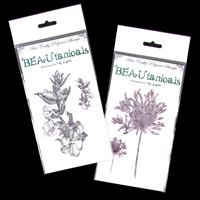 Bee Crafty BEAUtanicals Stamp Sets - Pontillism by Tilly Griffith-161618
