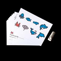 Craft Yourself Silly Applique Cutting Files on USB - 16 x Charact-163260