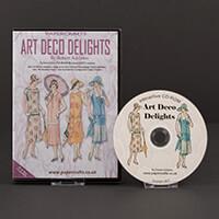 Robert Addams Art Deco Delights CD-Rom-163338