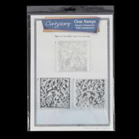 Clarity 3 Way Overlay Stamp Set - Hare in the Glade-164222