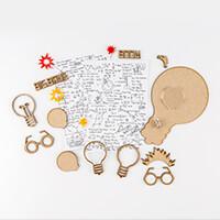 Samantha K Light Set - Plaque, Glasses, Light Bulbs, Hair, Explos-164875