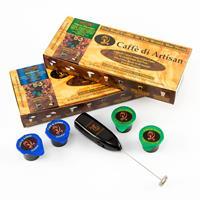 Caffè di Artisan Grand Cru Range - 10 x Nilgiris Pods, 10 x Malab-165153