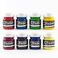 Colouricious Introductory Opaque Fabric Paint Set - 8 x 28ml-166398