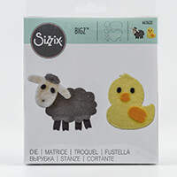 Sizzix® Bigz™ Die - Sweet Spring Animals-167220