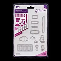 Gemini Create a Card Accessories Dimensional Die - House-167919