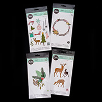 Sizzix® Thinlits™ Set of 43 Dies - Festive Nature Collection-168805