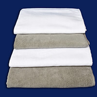 Ultimate Finish Pack of 4 Microfibre Towels-170311