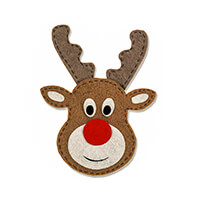 Sizzix® Bigz™ Die – Reindeer#4-170662