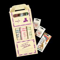 Inspira Stabiliser Embroidery Starter Kit with 10 Embroidery Need-172401