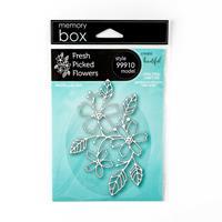 Memory Box Fresh Picked Flowers Die-174740
