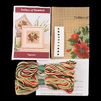 Twilleys of Stamford Poppy Panel Tapestry Kit - 8