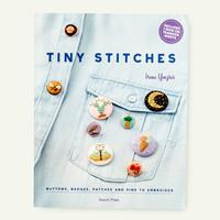 Tiny Stitches by Irem Yazici (Buttons, Badges, Patches & Pins to -176159