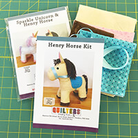 Quilter's Trading Post Henry Horse Kit-176447