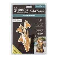 Sheena Perfect Partners Die Set - Delicate Snowdrops - 1 Dies-178473
