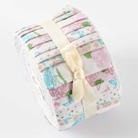 Fabric Freedom Birds & Butterflies Swiss Roll 20x1.25m - 100% Cot-179009