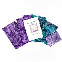 Juberry Fabrics 3D Pinwheel Cushion Kit-180356