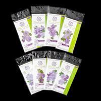 Gina-B Silkworks Flower Comb Ribbon Ruching Tools Bundle – 8 Pack-180883