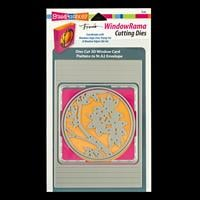 Stampendous Window-rama Die Set - 5 Dies-181016