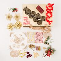Dawn Bibby Gold Embellishment Kit - 21 packs-181814