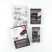 Spectrum Noir Artliner Decorative Kit - inc Pens, DVD and Stamp S-182656