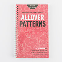 Free Motion Designs for All Over Patterns - 75 Designs-187004
