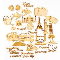 Daisy's MDF Travel Grab Bag-190149