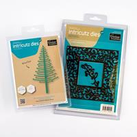 Couture Creations 2 x Intricutz Die Sets - Christmas Tree & Vierg-192863