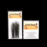 Lavinia Stamps Forest Scene and Silver Lining Stamp Set - 2 Stamp-195673