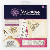 Threaders Embroidery Transfer Sheets-197698