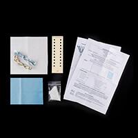 Nutmeg Snowdrop Trinket Tray Cross Stitch Kit-199240