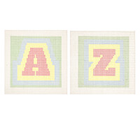 Stitchme Tapestry Letter Hanging Decoration Kit - Pick n Mix - Pi-199712