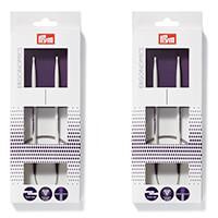 Prym Ergonomics Circular 80cm Knitting Needle Set - 4.5mm/5mm-201252