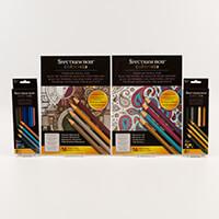 Spectrum Noir Colorista A4 Pencil Pad Collection with 2 Sets of C-201469