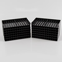 Spectrum Noir Black Storage Trays - holds 168 pens-203756