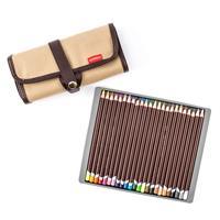 Derwent Coloursoft Wrap Set - 24 x Coloursoft Pencils-205761