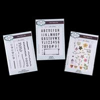 Creative Expressions 3 x Stamp Set - Doodled Borders, Frame It & -207471