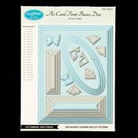 JustRite® Die Set - A2 Card Front Basics - 21 Dies Total-211726