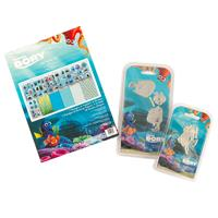 Disney Finding Dory Single Die - Puzzled Dory and Die Set - Famil-214623
