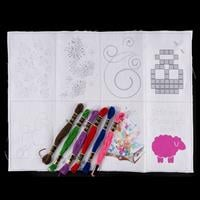 Craft Yourself Silly Stitch-onary Intermediate Knots Pack - Templ-217367