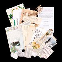 Tilly Rose Vintage Inspirations - Pack of 30 Vintage Papers-218858